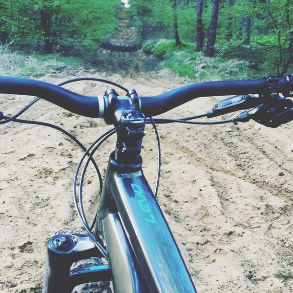 Specialized Levo Adventure Nature No People Travel Outdoors Bicycle First Eyeem Photo