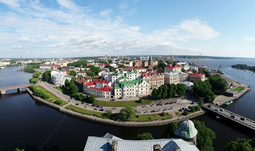 Viipuri выборг Architecture Houses Cityscapes Beautiful Landscape Town WOW Russia Россия