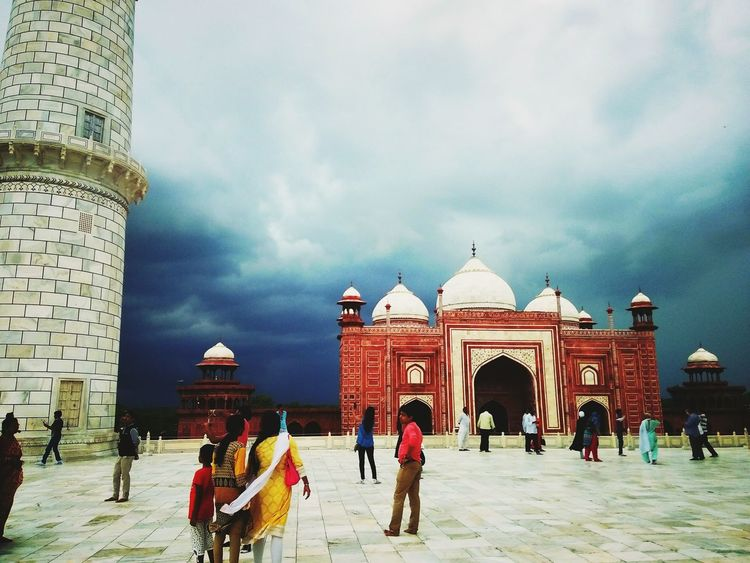 The Color Of Sport Building Exterior Architecture Dome Religion Tourist History Travel Destinations Tourism Taj Mahal
