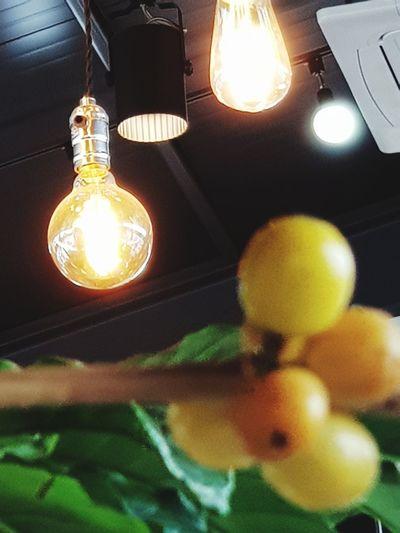 Nature & Industry Filament Illuminated Electricity  Yellow Technology Hanging Lighting Equipment Close-up Light Fixture EyeEmNewHere