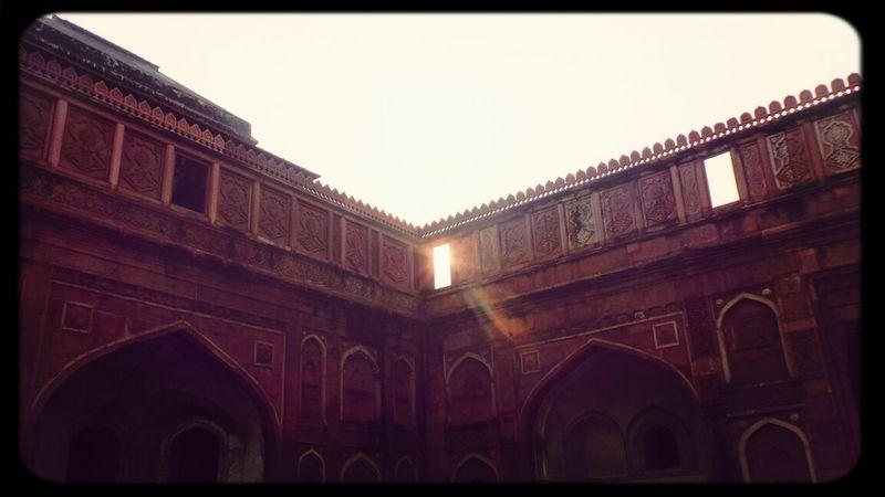 EyeEm Filter Food P Agra Fort Sunray Incredible India