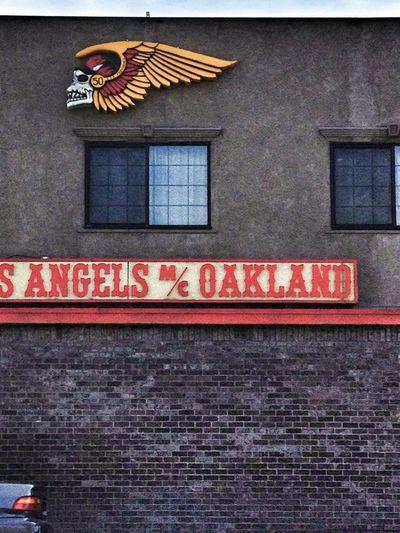 Oakland Hells Angels Rules California Respect