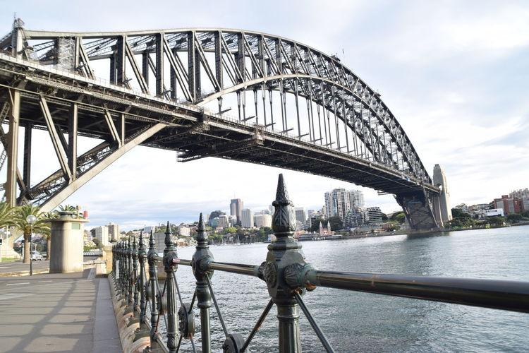 Bridge In Sydney Harbour