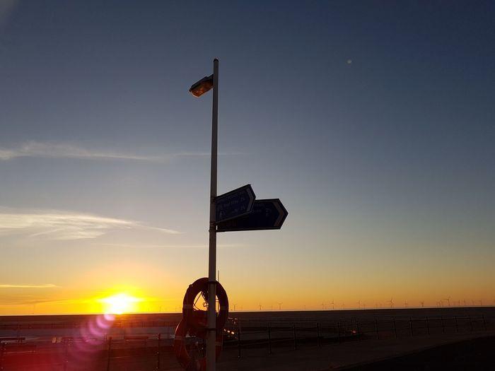 Road Sign Flag
