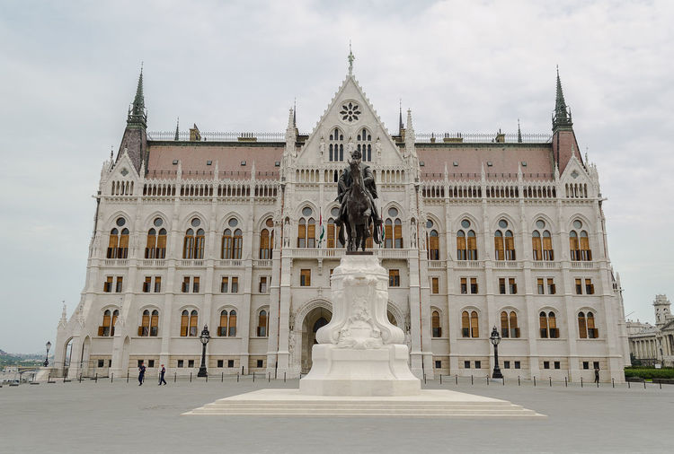 Architecture Budapest Building Exterior Capital Cities  City Famous Place History International Landmark Parlament Treveling