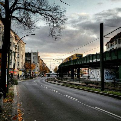 Prenzlauerberg Bvg Spaziergang Sonntag Ist Selbstmord