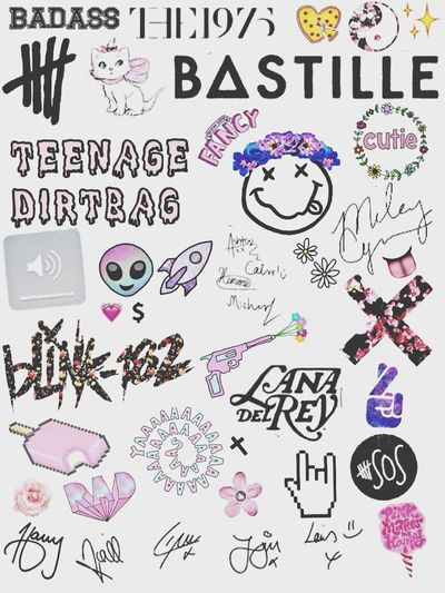 My bands, my people, my everything?? Lalala Bands Famous Love