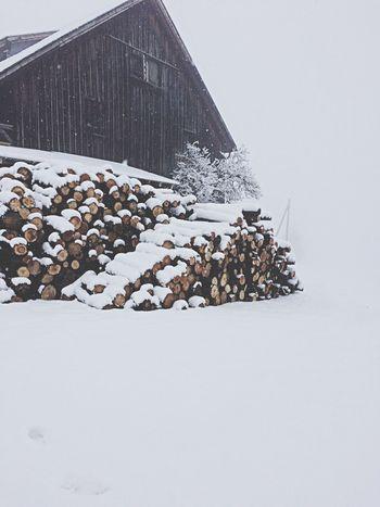 Goal Beautiful Snowing Switzerland