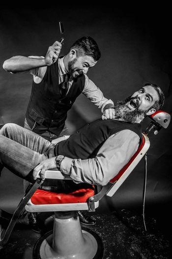 SinCity Barber Beardstyle Barbershop Oldschool Shave Beard Oldstyle Rasoio Sonyalpha Sonyimages