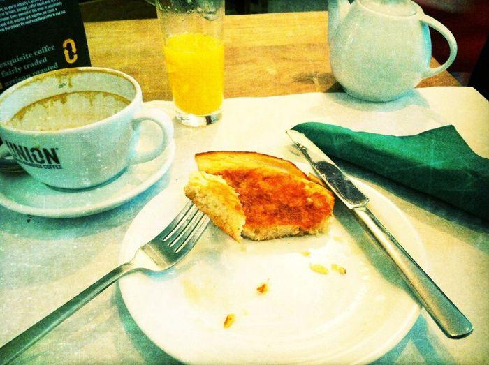 Breakfast at Karma Breakfast