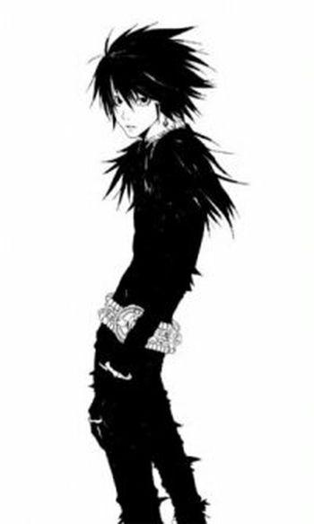 Death Note Anime L EyeEm Famous Popular Photos