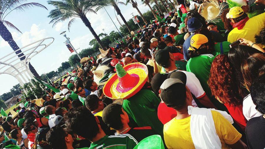 The Fan Club No Location Needed Enjoying Life Soccer Mexico