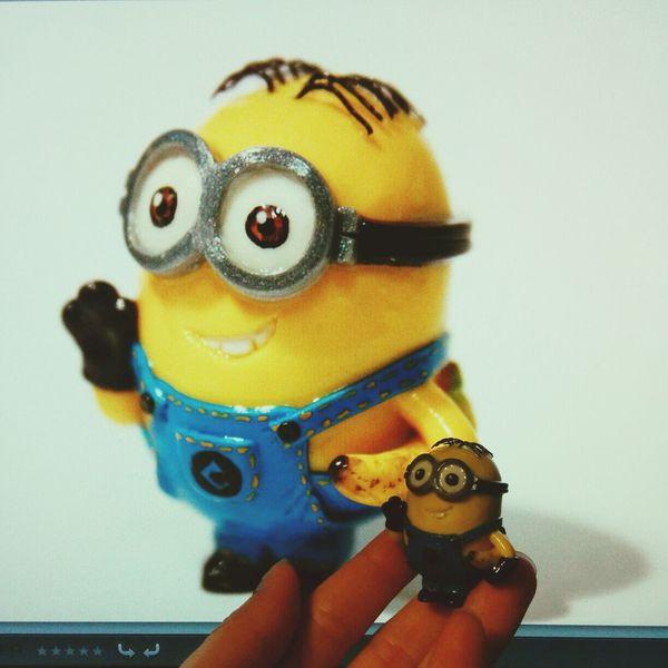 Hello World !!! Minions Cute Dave's Adventures