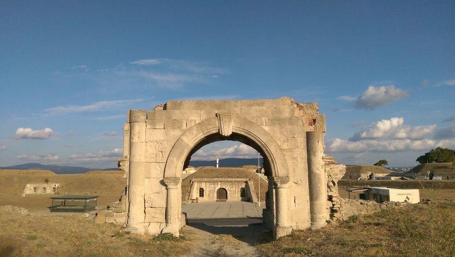 Castle Gate Canakkale Turkey çanakkalegeçilmez Namazgah Tabyası çanakkale History No People