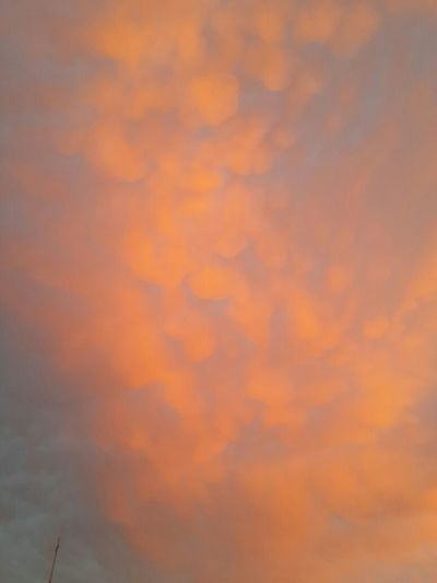 Gorgeous ♥ Pink Cloud And Sky ??? Mongolia Ulaanbaatar City ???