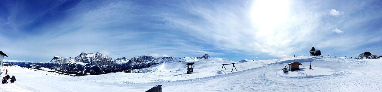 Dolomites, Italy dolomitisuperski dolomiti Snow ❄ snow