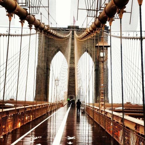 Newyorkcity New York Broklyn Bridge