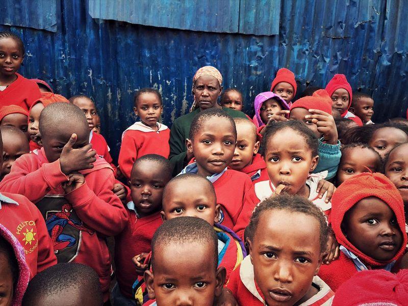 IPhoneography Kenya Slum Kibera Children People People Photography Children Photography