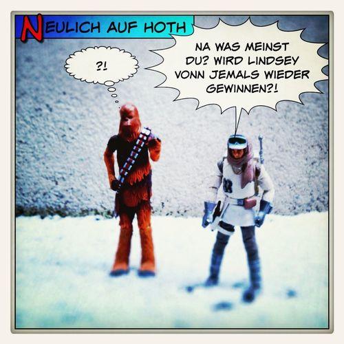 Neulich auf Hoth