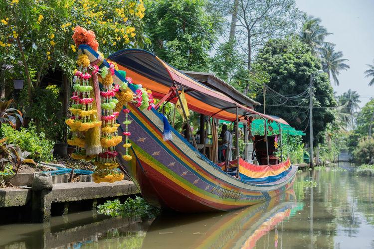 Bangkok Floating Ma Khlong Lat Mayom First Eyeem Photo