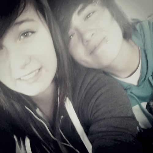 been dating for a year ♡ With My Boyfriend <3 In Love Cute Forever And Always