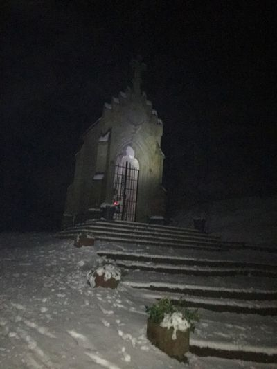Chapel Kapelle Scary Grusel Gruselig Ghost Spuk Spuky Night