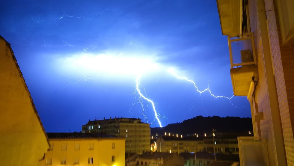 Lightning Thunderstorm Power In Nature Sky Truenos RAYOS Tormenta