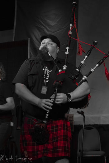 Bagpipes Celtic Music Concert Photography Live Music Mudmen
