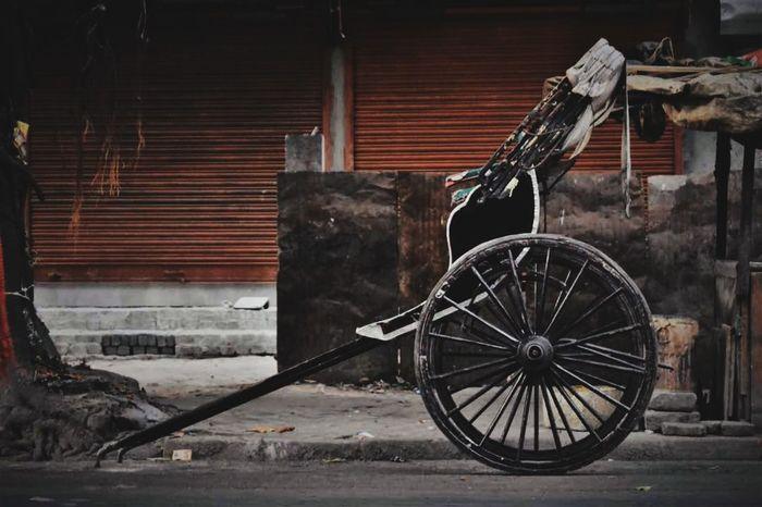 Beauty of old Kolkata.
