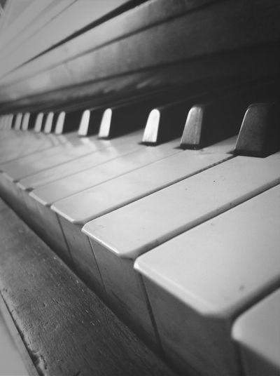 First Eyeem Photo Black & White Piano
