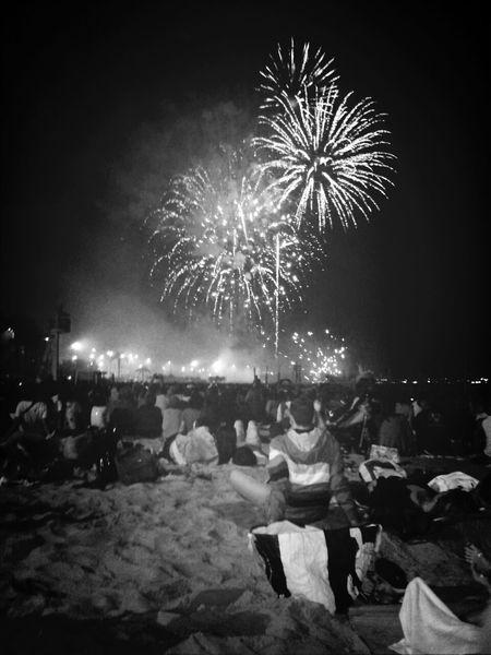 FIESTASDEALICANTE hogueras 2013 playa del postiguet