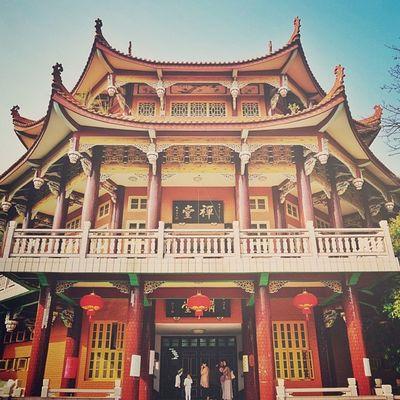 南普陀寺  南普陀  廈門 NanPutuo Putuo Temple Xiamen China