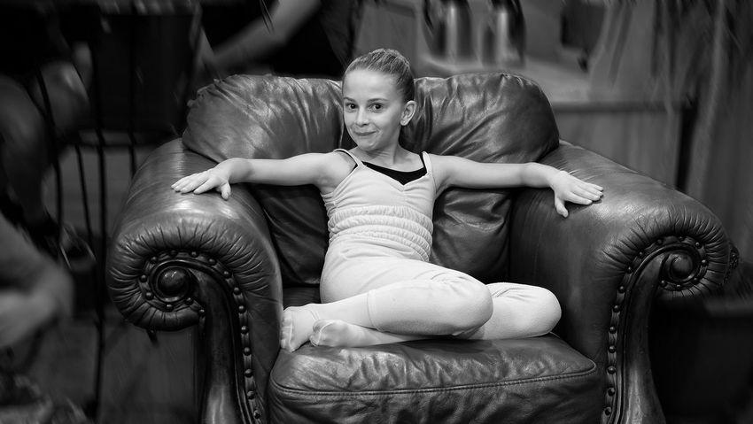 The Portraitist - 2015 EyeEm Awards Ballerina Girl