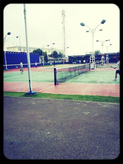 Tennis Ground Muse
