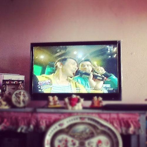 just Watching ASAPlivein Singapore Garyvalenciano Billycrawford singapore sing