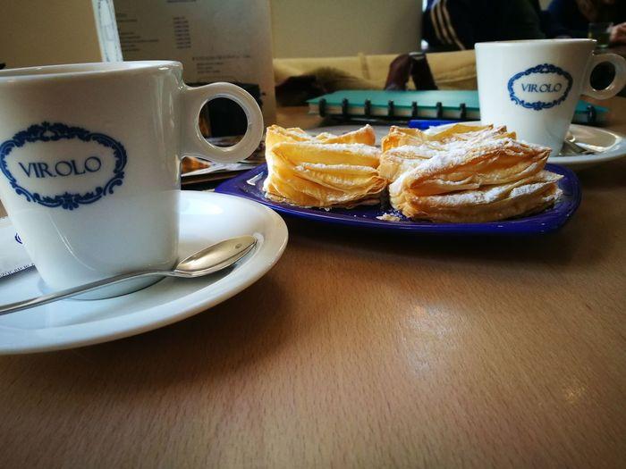 Virolo, Café Con Leche, Baeza Food And Drink