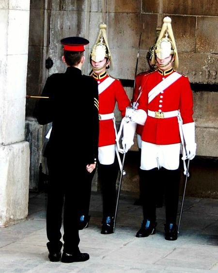 Changing The Guard Royal Wedding London Uniform Soldier Ceremony