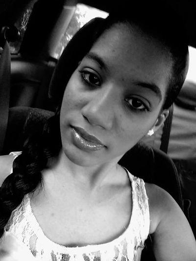JustMe ImBeautiful Black & White