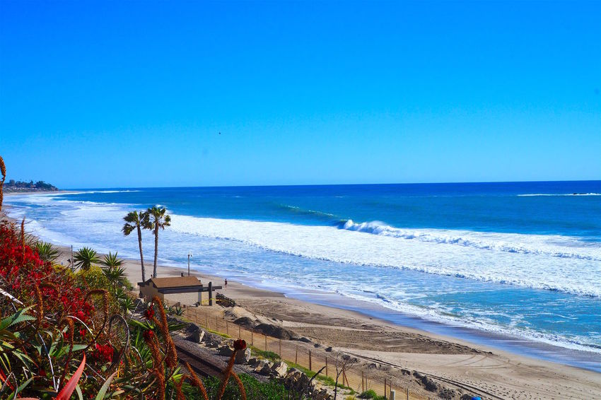 Beach Coastline Exploring Holiday Horizon Over Water How Do We Build The World? Ocean Outdoors Popular Q Sand Scenics Sea Seascape Shore Showcase March Summer Surf Tranquil Scene Tropical Climate Underwater Vacations Water Wave