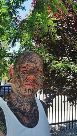 Hi eyeem its me Tattoomodels Alien In Myself Selfie😎 Ear Gauge Tattoo ❤ Selfie✌ Selfie Time Filtered Image Art EyeEm First Eyeem Photo Eye4photography  Eyemphotography
