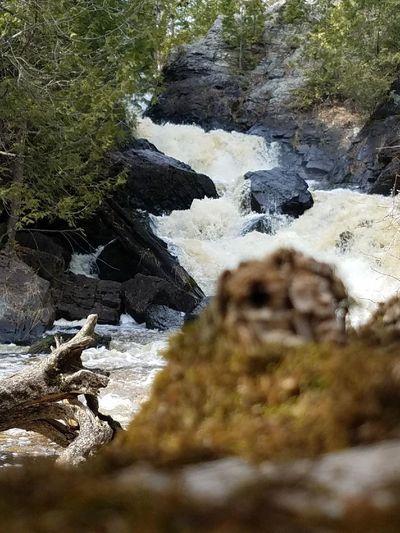 Long Slide Falls, Marinette County, Pembine Wisconsin, Wisconsin, Water Falls EyeEmNewHere