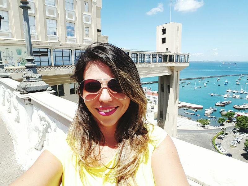 Elevador Lacerda! lindo de ver ! beautiful place ! Salvador Bahia Elevadorlacerda Colors Of Carnival Summer Bahia/brazil