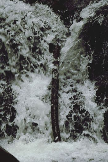 Water Metal Metal Pole Nature
