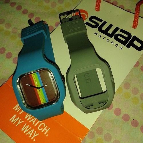 Swapwatchph Freshoutofthebox Mywatch Myway Happykid Cantgetenough Watchaddict