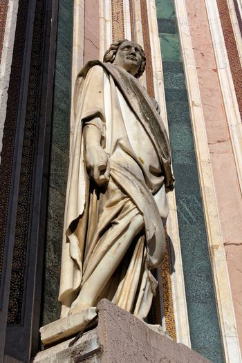 Orvieto, Italy Travel Travel Photography Traveling Architecture Building Exterior Built Structure Close-up Day History Italian Italy Low Angle View No People Orvieto Outdoors Sculpture Statue Travel Destinations
