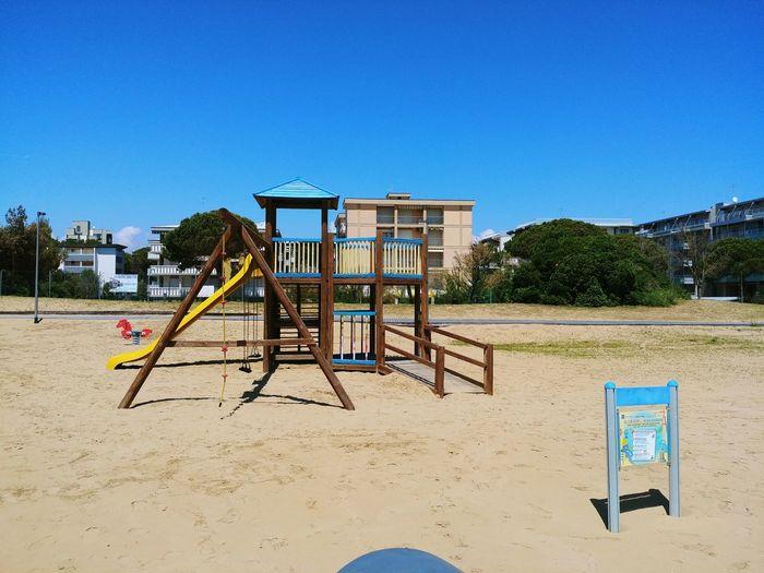 Childhood Beach