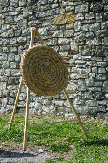 Arrow Bow Bullseye Dart Day Harpoon KINGDOM Knights Medieval Missile No People Old Outdoors Serbia Shooting Sports Straw Straw Target Target Target Field Target Practice Target Shooting