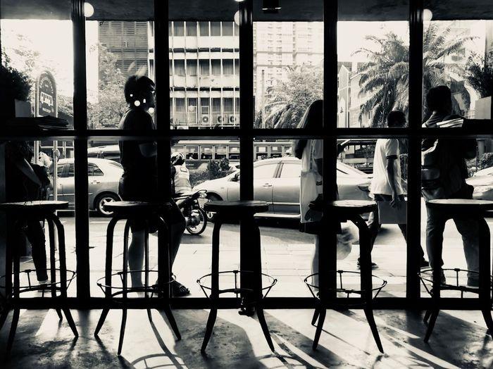 Waiting Window