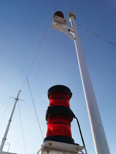 Red light in