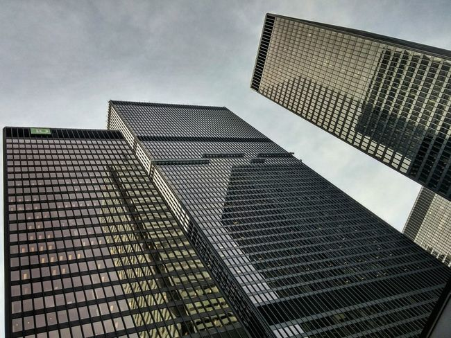 Mies Van der Rohe and Toronto Architecture Toronto Financial District  LGg3photography LGG3 Downtown Toronto
